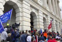 ट्रम्प कैपिटल दंगों का बचाव फॉक्स न्यूज साक्षात्कार में करते हैं, दावा करते हैं कि उन्होंने 'शून्य खतरा'
