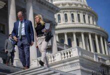 73 हाउस डेमोक्रेट्स ने कांग्रेस से मार्जोरी टेलर ग्रीन को निष्कासित कर दिया