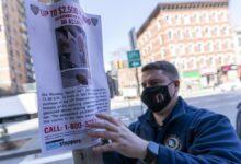 NYPD गिरफ्तार आदमी एक क्रूर नफरत अपराध में क्रूरता से एशियाई महिला पर हमला करने का संदेह है