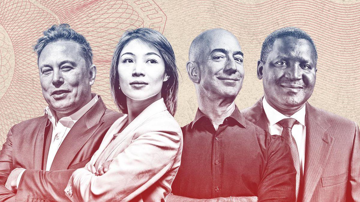 फोर्ब्स की 35 वीं वार्षिक विश्व की अरबपतियों की सूची: तथ्य और आंकड़े 2021