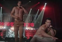 Imagine Dragons And Rob McElhenney Are Shirtless Pros In 'Follow You' Video