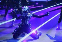 Doja Cat's Sci-Fi Grammys Performance Was Just Purrfect