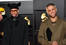 Bad Bunny And Jhay Cortez Iced Out The Grammys Stage For 'Dákiti'