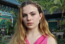 Chiara Aurelia Is The Cruel Summer Star With A Flair For '90s Style