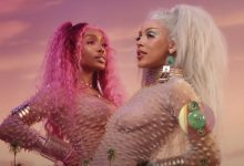 Doja Cat and Sza Are Out Of This World In 'Kiss Me More' Video