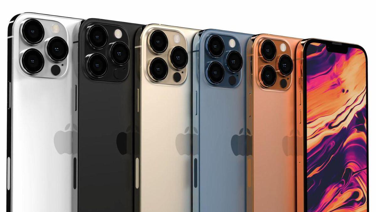 नई ऐप्पल लीक iPhone 13 डिज़ाइन शॉक की व्याख्या करता है