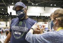 एनएफएल खिलाड़ियों के बीच पर्याप्त वैक्सीन झिझक का सामना कर रहा है