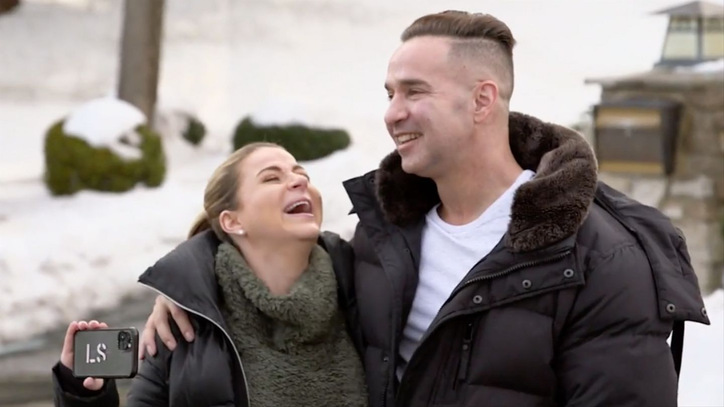 'It Just Can't Get Better': Mike Is Celebrating 5 Years Of Sobriety On Jersey Shore