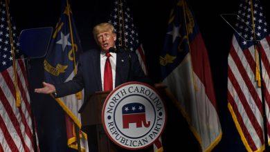 ट्रम्प का कहना है कि उन्होंने 2020 का चुनाव 'नहीं जीता' और बिडेन को 'अच्छा' करना चाहते हैं