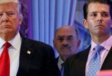 ट्रम्प संगठन सीएफओ एलन वीसेलबर्ग ने न्यूयॉर्क में अधिकारियों को आत्मसमर्पण किया