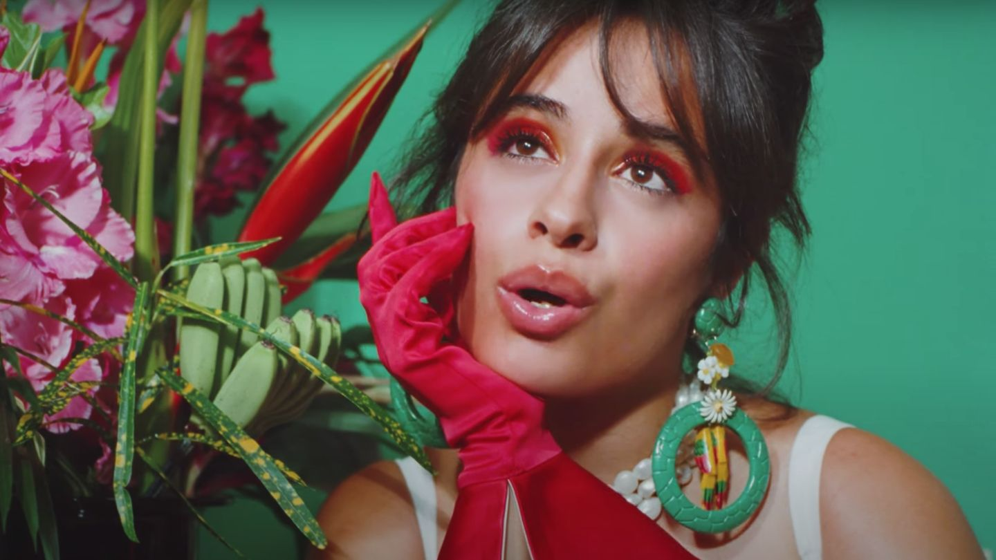 Camila Cabello Throws A Family Fiesta In 'Don't Go Yet' Video