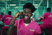 Lil Nas X Dances Naked And Stages A Jailbreak In Daring 'Industry Baby' Video