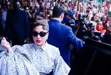 Lady Gaga Is Back In Center Frame In Gorgeous House Of Gucci Poster