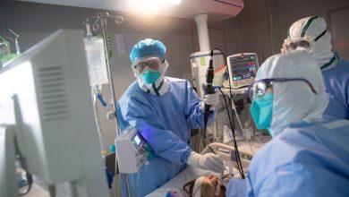डेल्टा संस्करण ड्राइव के रूप में अमेरिकी अस्पताल में भर्ती ऊपर की ओर सभी 3 राज्यों में बढ़ जाती है