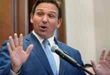 फ्लोरिडा के डिसेंटिस ने स्कूलों में मास्क के आदेश को रोकने के आदेश पर हस्ताक्षर किए