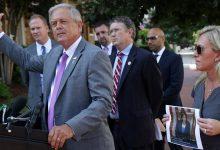 हाउस GOP एंटी-मास्क प्रोटेस्ट टेस्ट के नेता कोरोनवायरस के लिए सकारात्मक