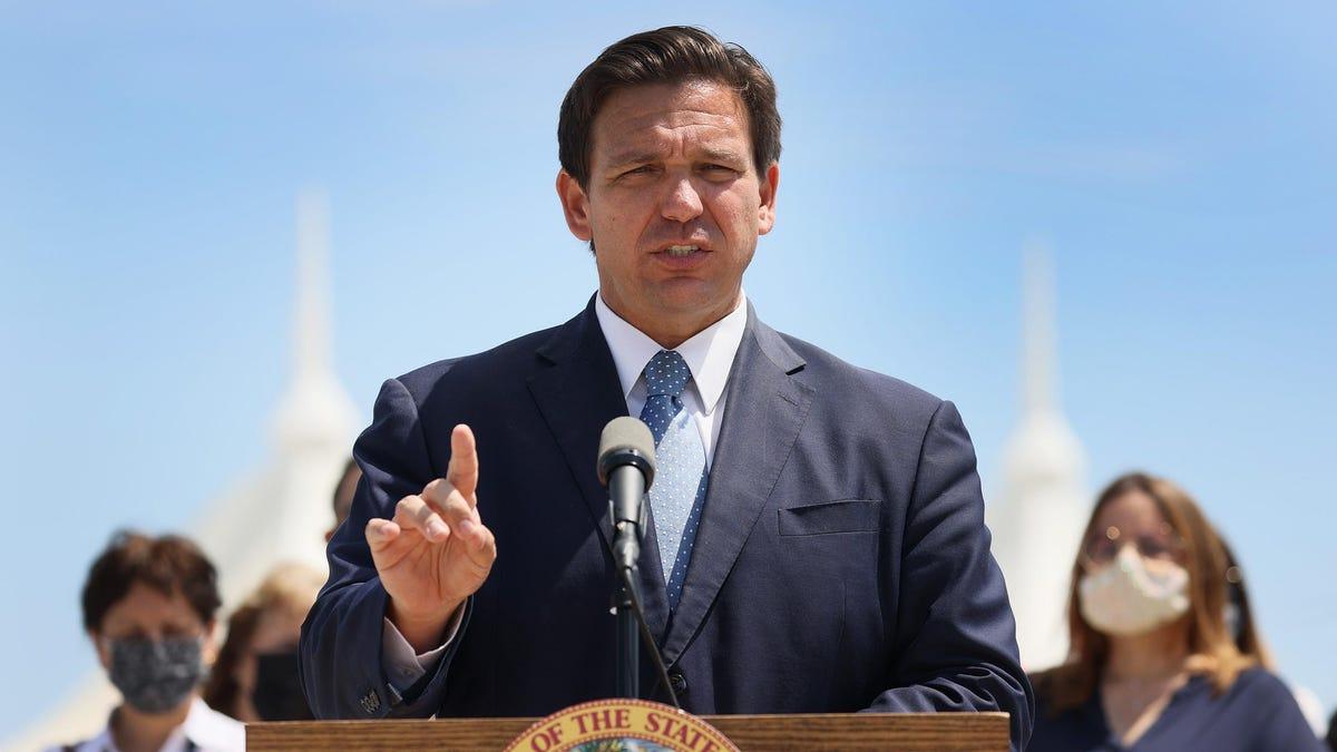 फ़्लोरिडा ने न्यू हॉस्पिटलाइज़ेशन रिकॉर्ड के साथ न्यूयॉर्क के 2020 पीक को पीछे छोड़ा