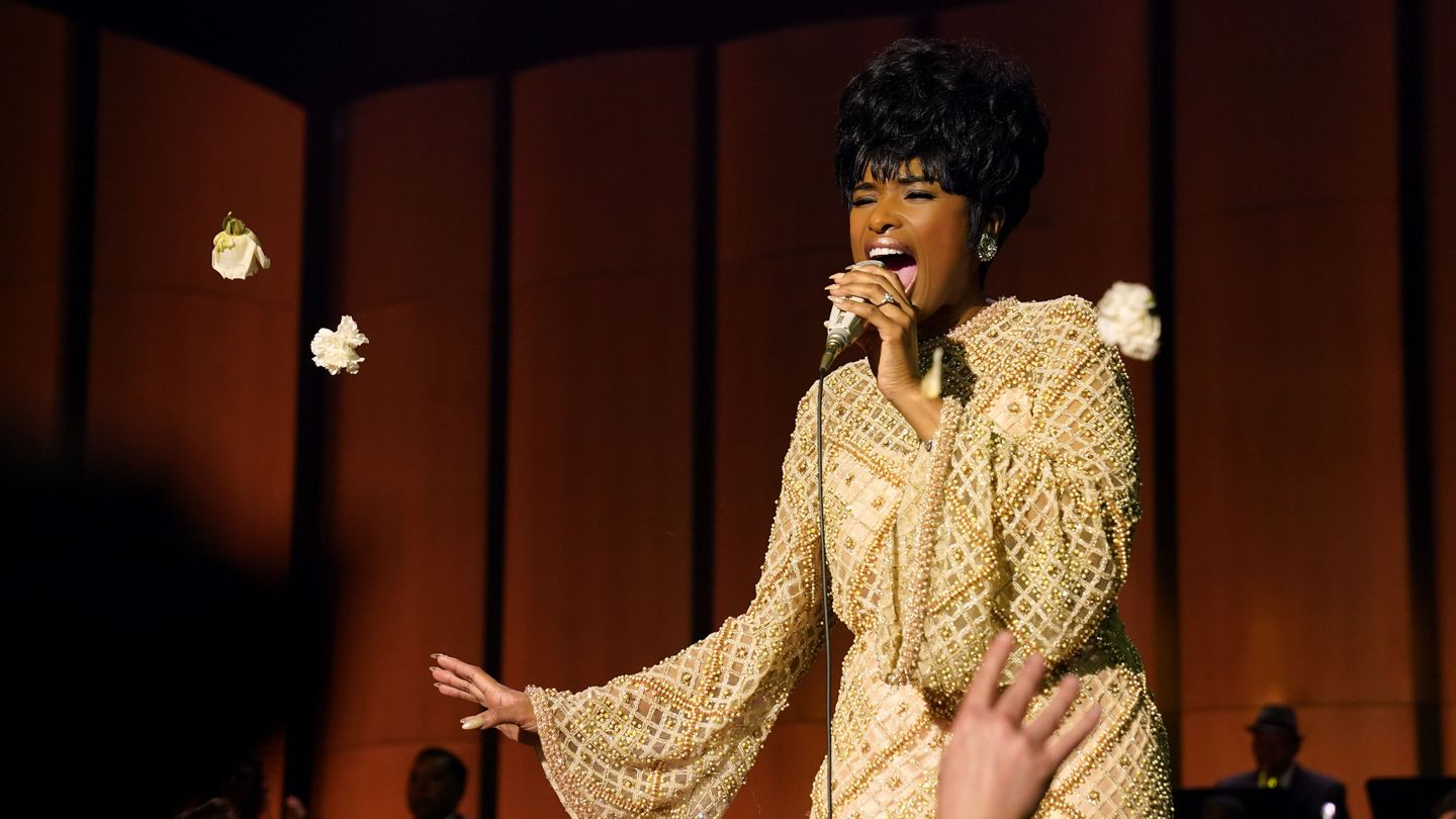 Respect Remembers Aretha Franklin's Life, But Music Makes It Sing