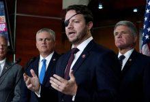 GOP प्रतिनिधि क्रेंशॉ ने हेकलर को खारिज किया जो कहते हैं कि चुनाव चोरी हो गया था: 'आप खुद का मजाक उड़ा रहे हैं'