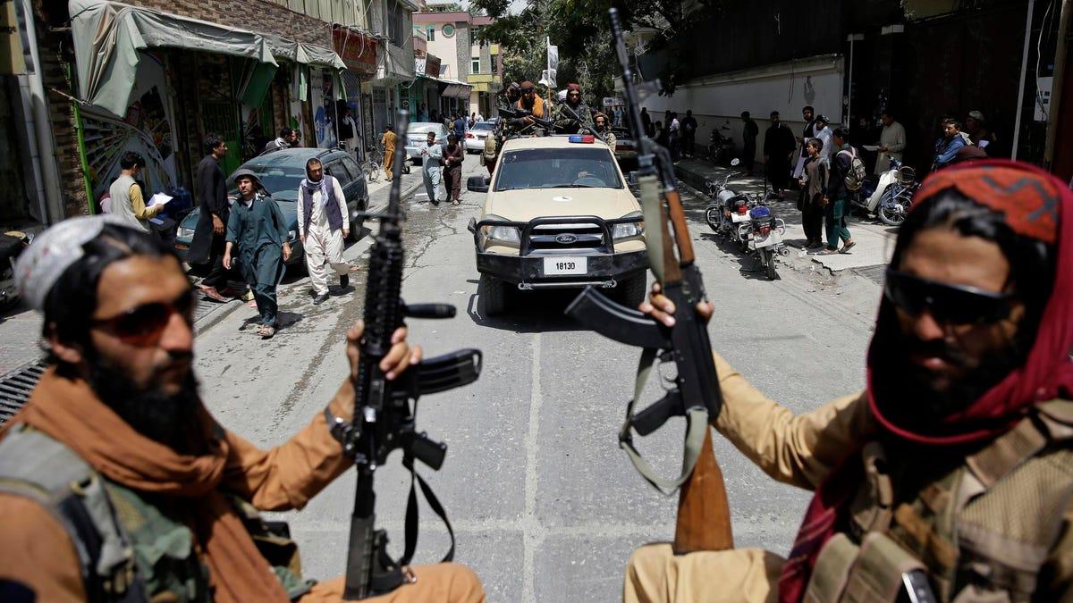 तालिबान ने मीडिया के लिए 'डोर-टू-डोर' शिकार और पिछली अफगान सरकार या अमेरिका, नाटो बलों के साथ 'सहयोगियों' के लिए पत्रकार के रिश्तेदार को मार डाला