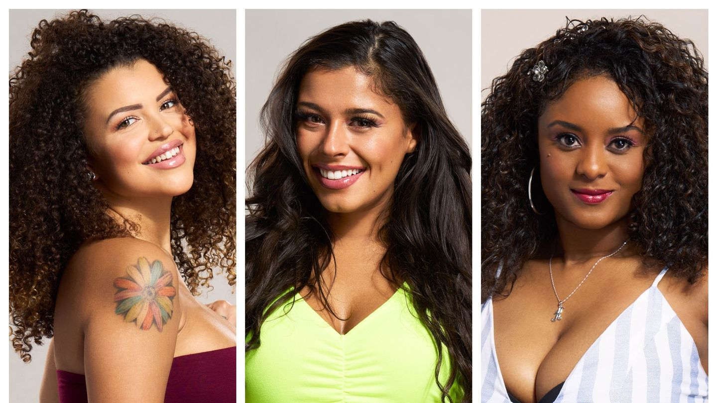 Vinny's Perfect Match: Meet The Ladies Of Double Shot At Love Season 3