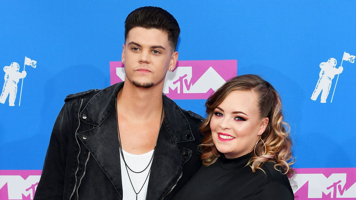 Catelynn Lowell And Tyler Baltierra Welcome Baby Girl