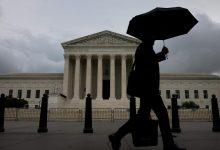 डेमोक्रेट्स ने 18 साल के सुप्रीम कोर्ट की अवधि सीमा बनाने वाला विधेयक पेश किया, हर दो साल में नामांकन