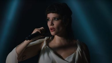 Halsey Ends Up A Bloody Mess In New 'I Am Not A Woman, I'm A God' Live Video