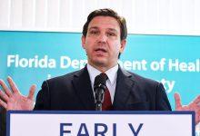 फ्लोरिडा वैक्सीन जनादेश पर स्थानीय सरकारों को दंडित करने के साथ आगे बढ़ता है