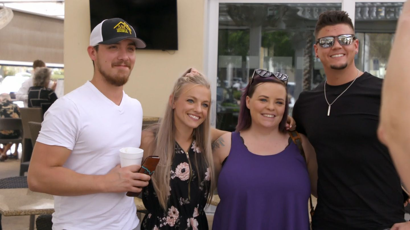 Common Ground: Catelynn And Mackenzie Finally 'Got To Know Each Other' On Teen Mom OG