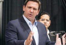 फ्लोरिडा सरकार के रॉन डेसेंटिस ने यह कहने से इनकार कर दिया कि क्या उन्हें एक कोविद वैक्सीन बूस्टर मिलेगा